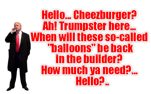 Let's Build A Wall Around CheezHQ...