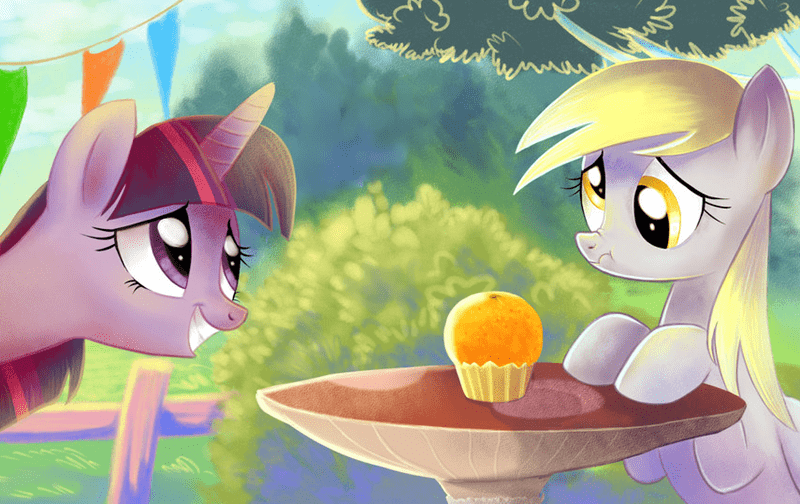 derpy hooves,twilight sparkle