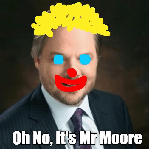 Head Cheez - Scott Moore