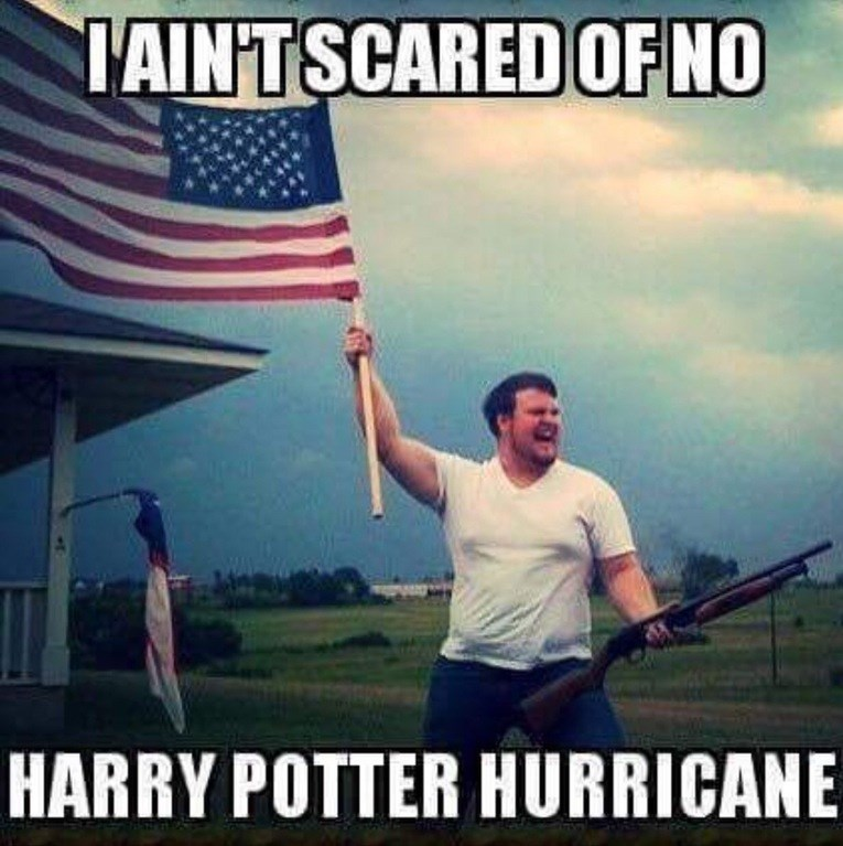 musica hurricane harry potter Hurricane Hermine Can Go Right Back to Her Books