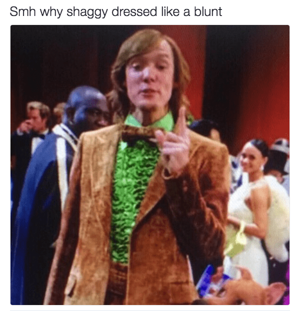 image shaggy memes Oh, I Think You Know Why