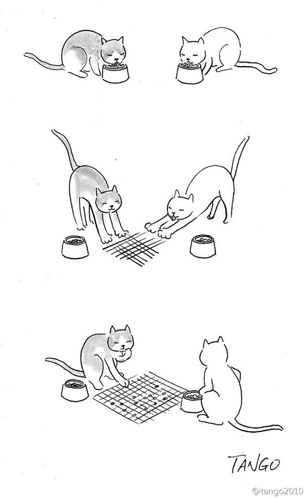 Great Kitteh Cartoons by Shanghai Tango 1/5