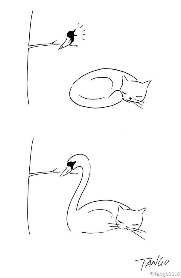Great Kitteh Cartoons by Shanghai Tango 4/5