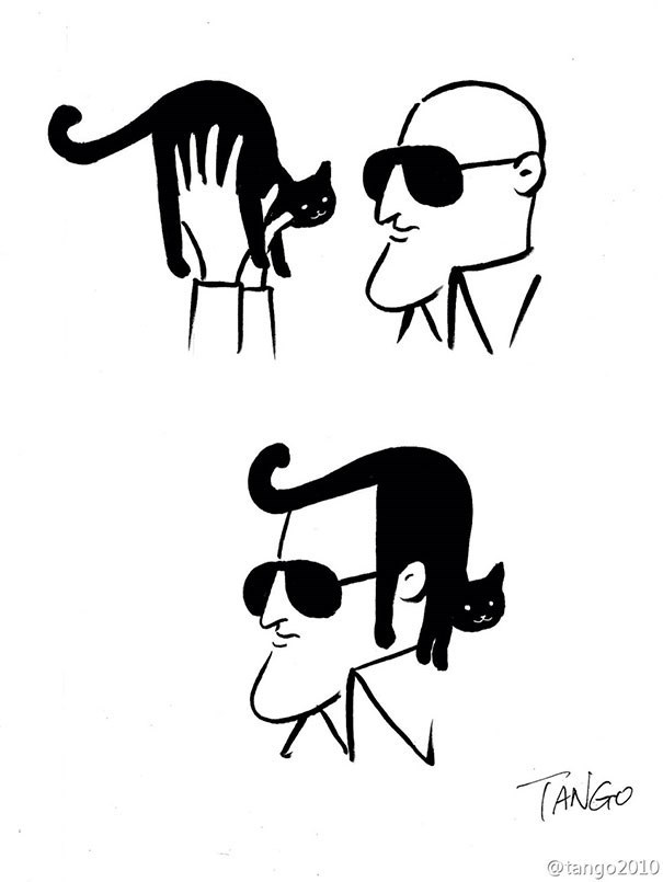 Great Kitteh Cartoons by Shanghai Tango 5/5