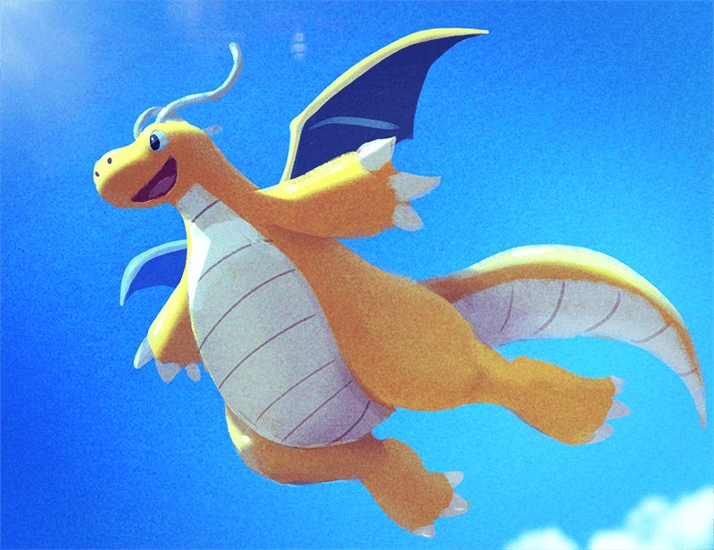 dragonite-video-game-logic