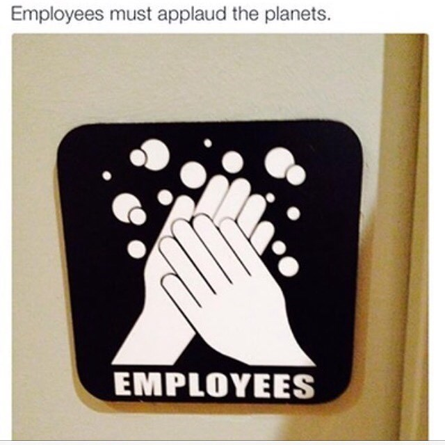 image planets signs Excellent Work Guys. Especially You, Earth