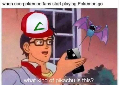 image pokemon go The Worst Kind