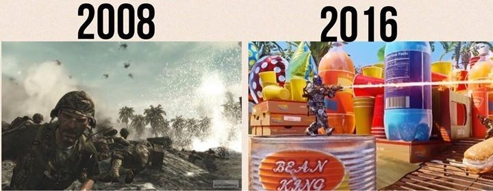 progression-of-call-of-duty-over-eight-years