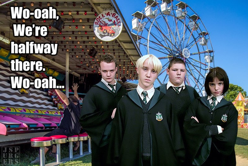 Harry Potter Memes slytherin - 8974206464