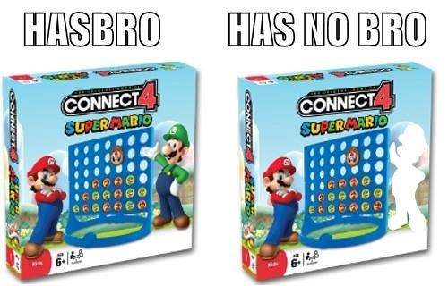 HASBRO         HAS NO BRO