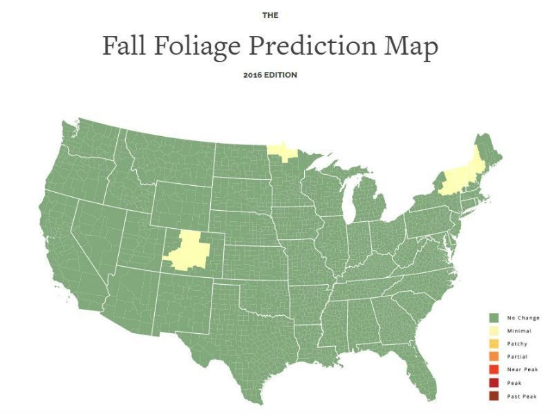 trending news website national parks leaf peeping website
