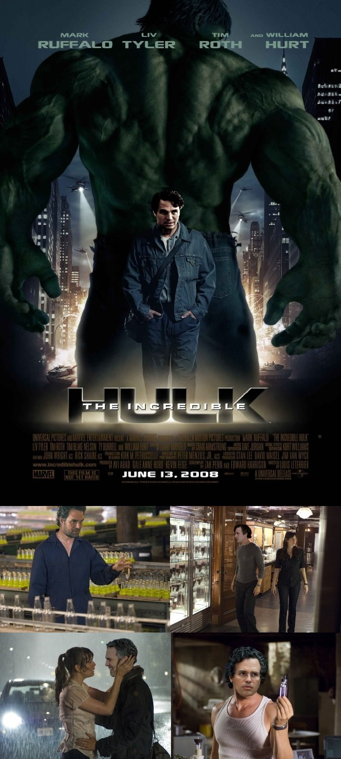 Mark Ruffalo is The Incredible Hulk