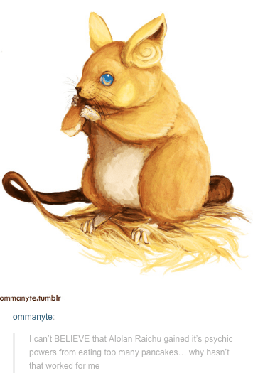 pokemon-raichu-evolved-through-eating-all-the-pancakes