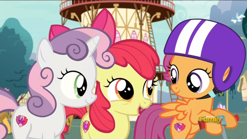 new episode,the fault in our cutie marks