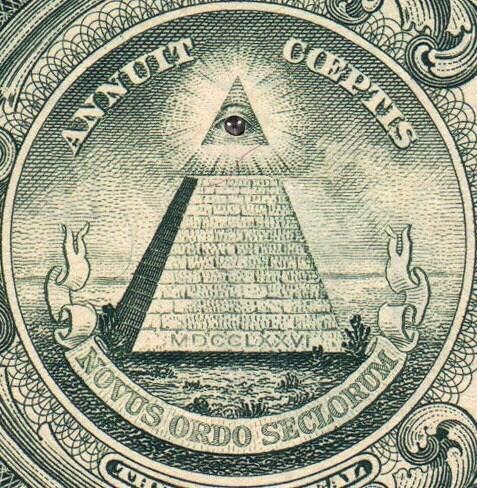 Currency - NNUI ROES MDCCLXXV NOVUS ORDO SECILORUM