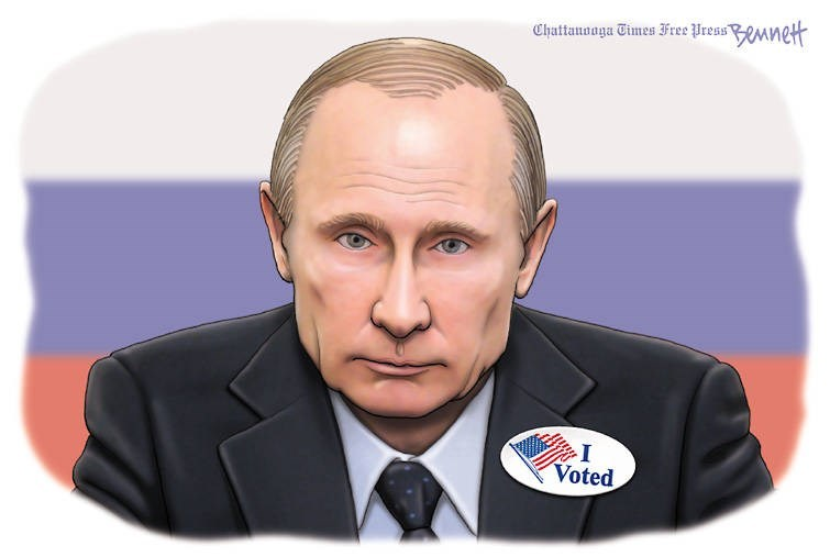 voting-page Vladimir Putin politics - 8975647744