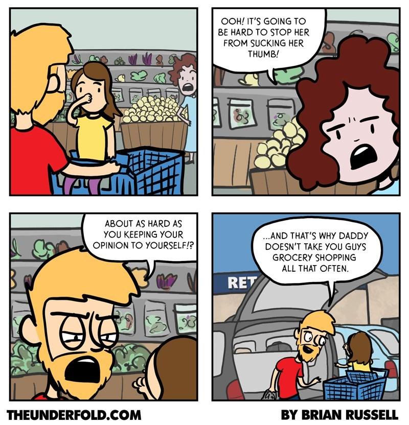 web comics parenting kids It's Just Too Much Fun!