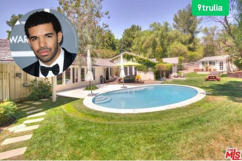 trending celebrity real estate news drake buys neighbors house