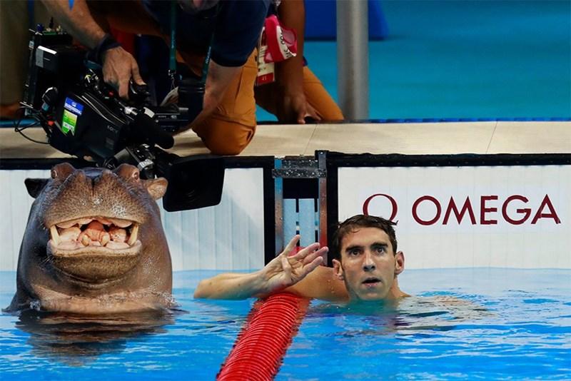 Swimmer - OMEGA