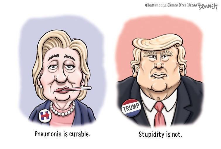 donald trump Hillary Clinton politics - 8976039680