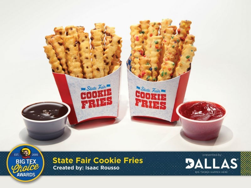 trending new state fair deep fried food available walmart year round texas