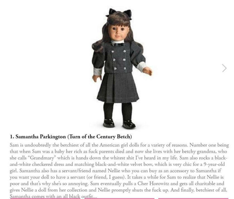 trending satire news american girl betchiness ranking lol