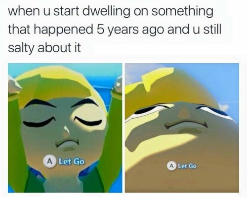 image legend of zelda memes I Can't