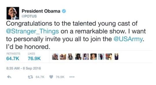 twitter president barack obama - 8976257024