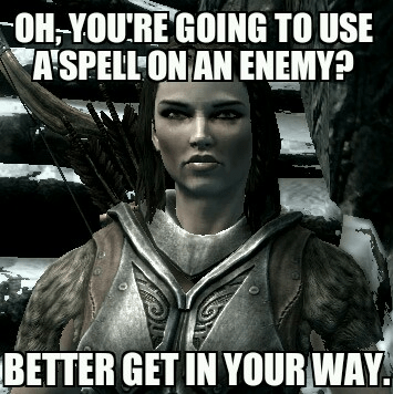 skyrim-video-game-logic-for-companions-getting-in-the-way