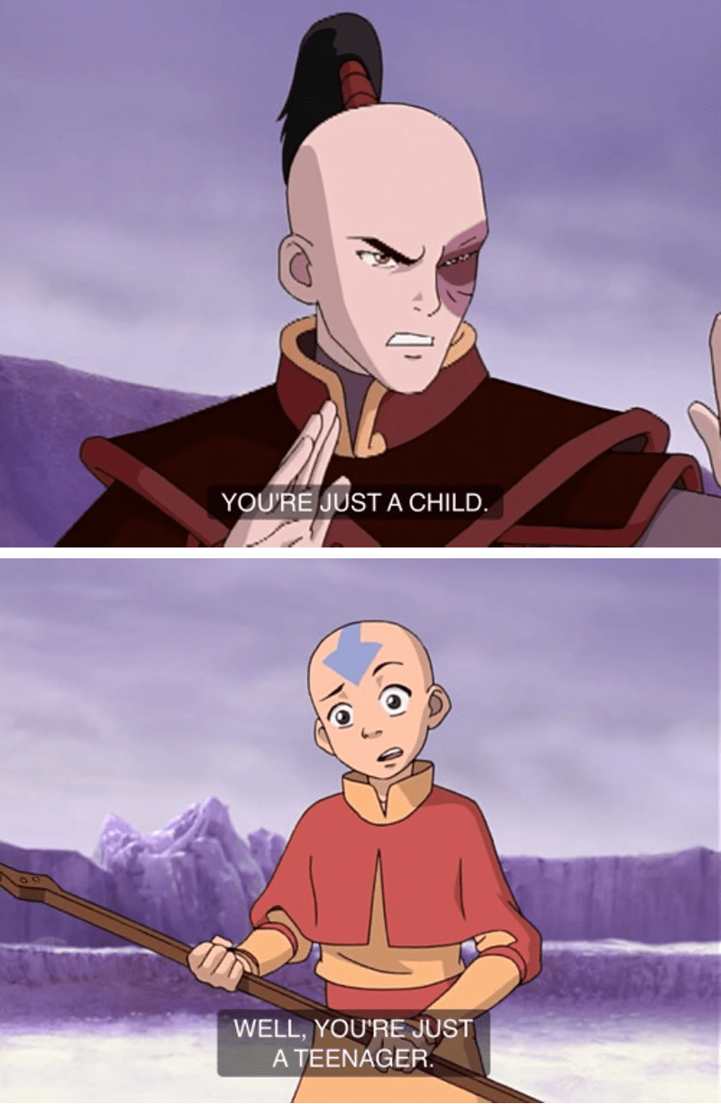 Avatar the Last Airbender,cartoons
