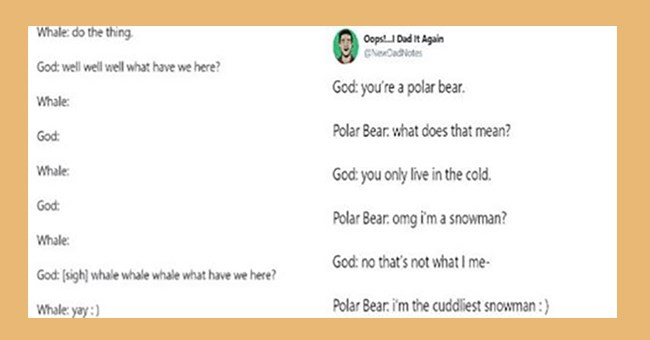 god conversations with animals
