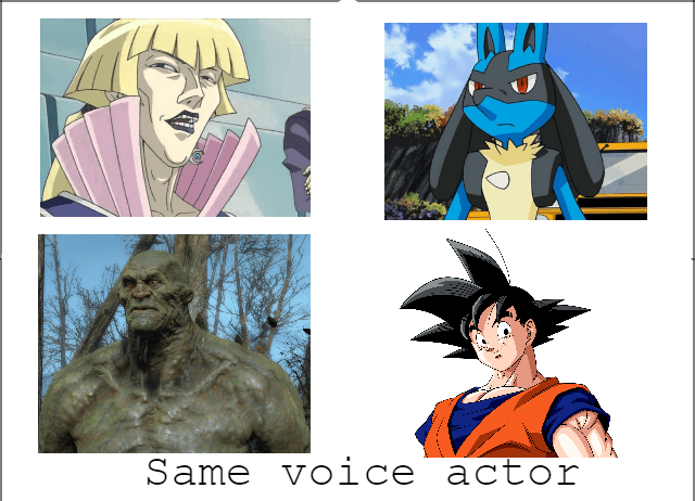 The Many Voices of Seán Schemmel