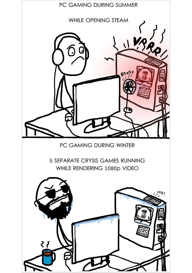 video-gaming-in-summer-vs-winter-web-comics