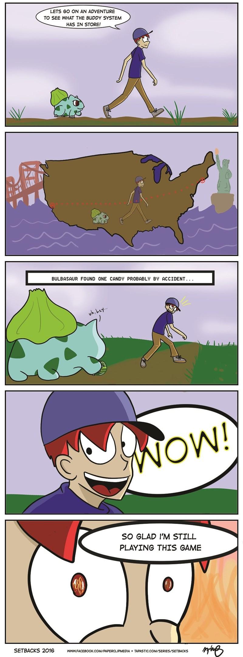 web comics pokemon go update So Many Great Updates