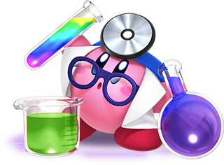 kirby science video games funny