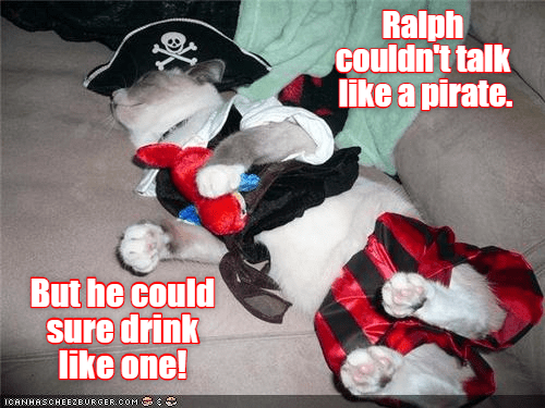 Why The Rum's Always Gone.