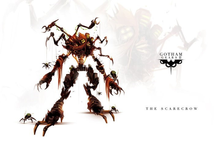 Insect - GOTHAM GEARSII THE SCARECROW