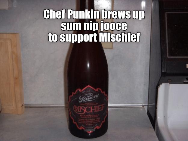 Beer for Mischief