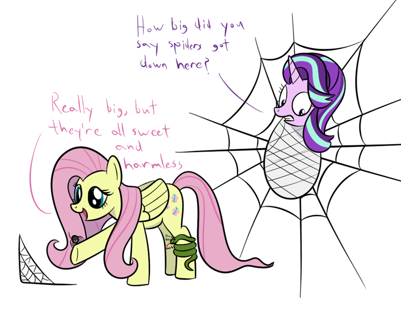starlight glimmer every little thing she does fluttershy - 8978769408