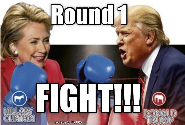 Tonite! Round 1!