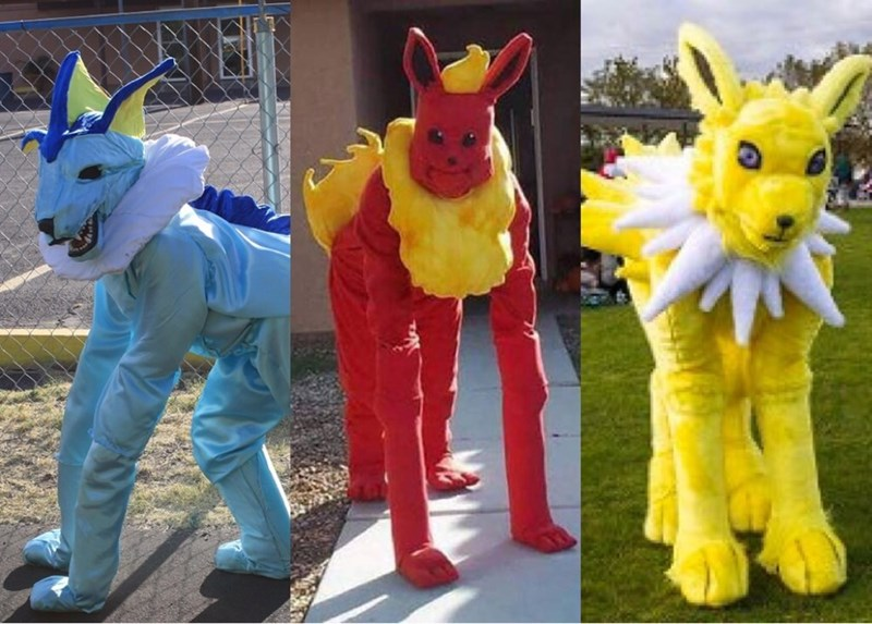 three-eevee-evolutions-cosplay-failed