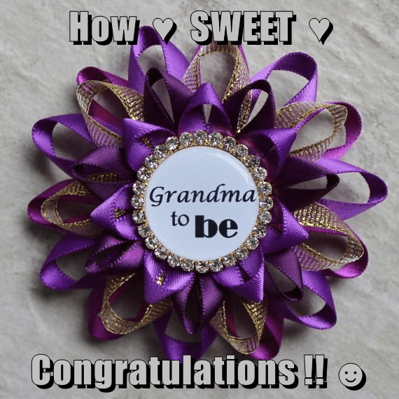 How  ♥  SWEET  ♥  Congratulations !! ☻