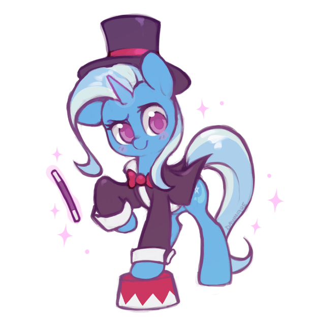 the great and powerful trixie - 8979845120