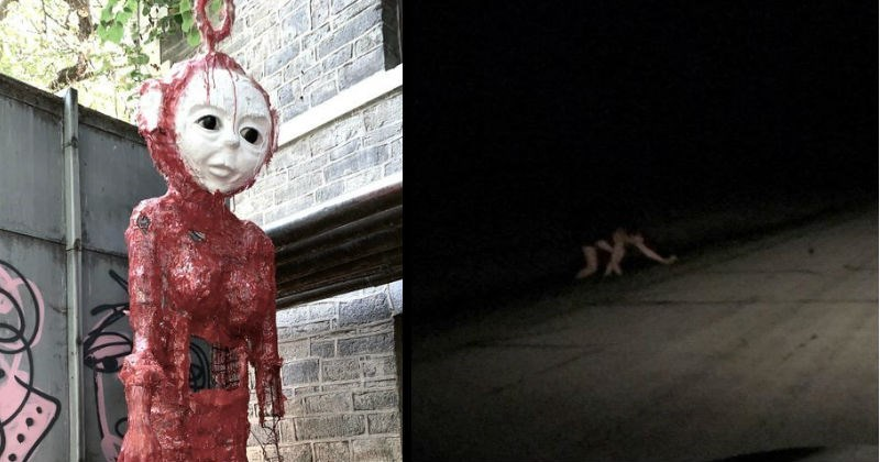 18 Scary Cursed Images That Are Just Weird And Awful Fail Blog Funny Fails