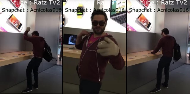 guy-goes-insane-at-apple-store-smashes-devices-walks-out-the-front-door