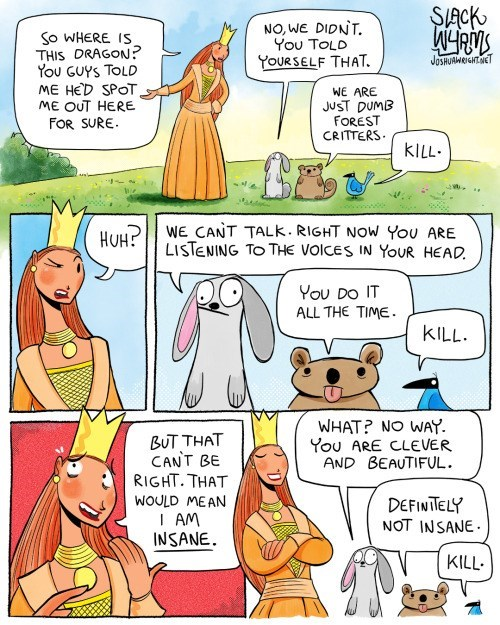 web comics disney princesses voices This Princess Needs a Completely Different Kind of Help Than Usual