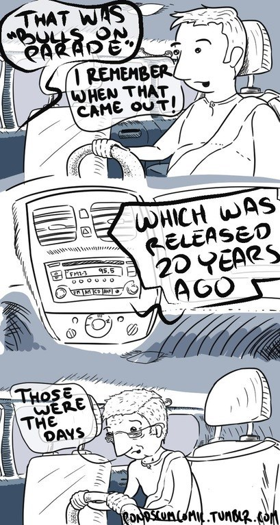 web comics time music Time Flies