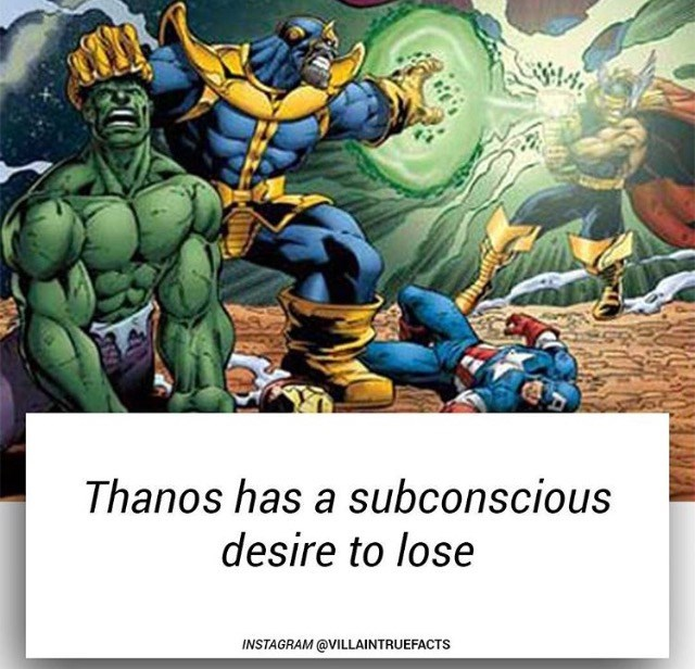 thanos-has-a-subconscious-desire-to-lose-superhero-facts