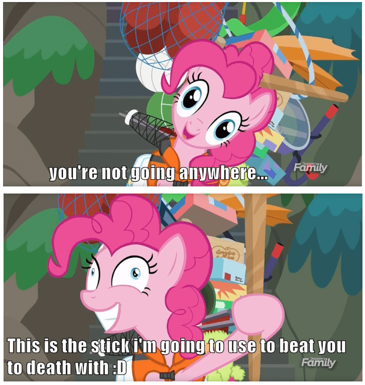 pinkie pie pony point of view - 8980338944