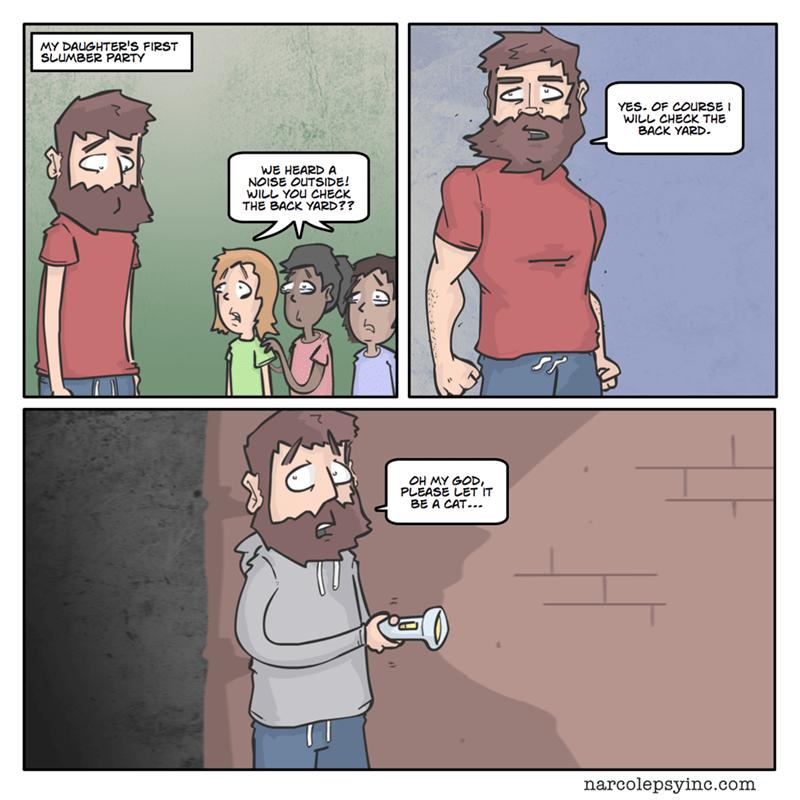 web comic Adult